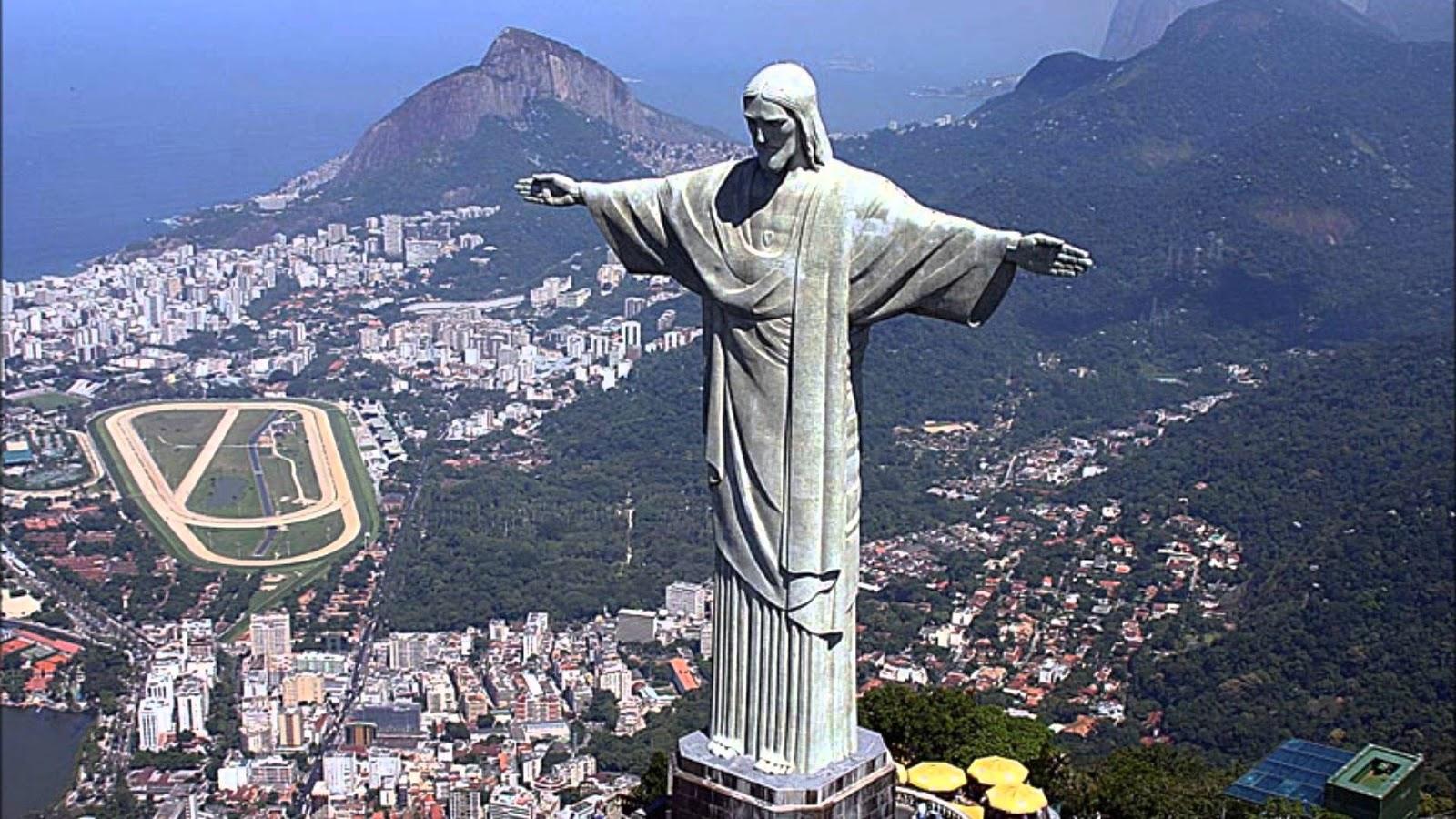 Arquitectura en Latinoamerica: Cristo Redentor - Brasil, Rio de Janeiro